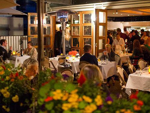 White House Restaurant Aspen Menu