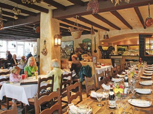 rustique bistro eataspen On rustique restaurant menu