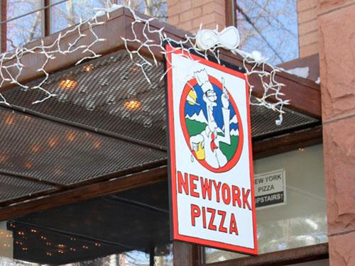 New York Pizza Restaurant Aspen