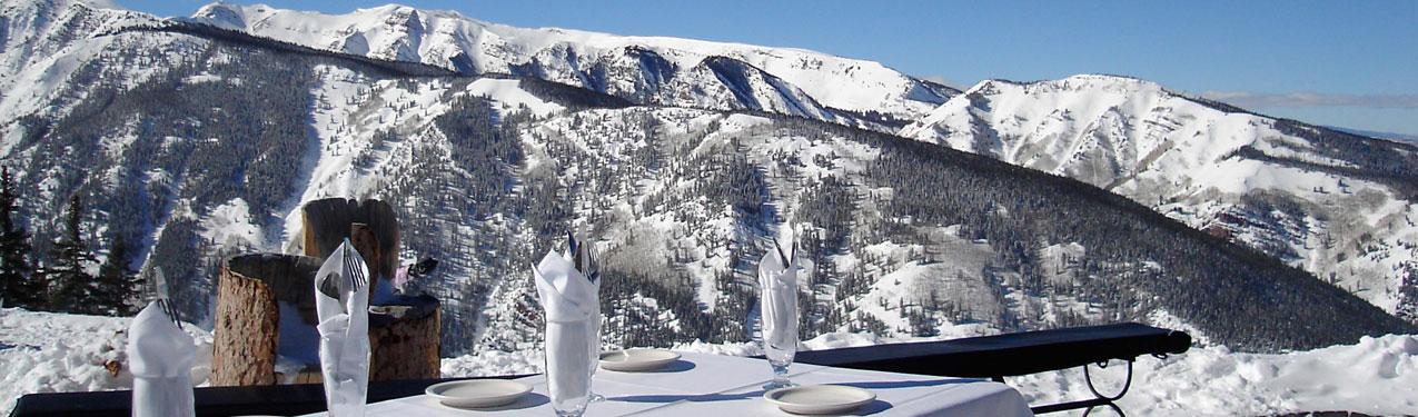 On Mountain Dining Restaurants On Snowmass